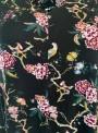 Bambus tunika eller kort kjole Birds
